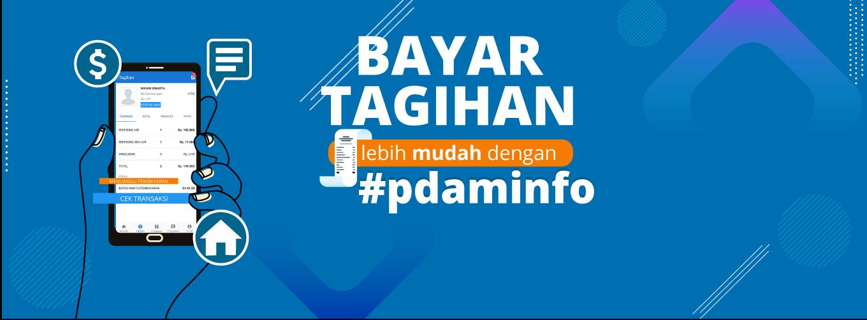 Bayar Tagihan di PDAMInfo